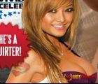 Tila Tequila: Анал и Сквирт! / Back Doored And Squirting